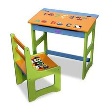 Solid Wood School Table and Chair from China (mainland)