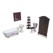 Toy Bathroom Set from China (mainland)