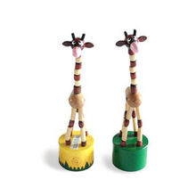 Mini giraffe standing barrel Manufacturer