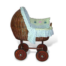 Rattan Babies' Carriage Manufacturer