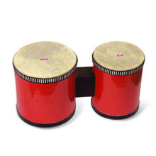 Traditional Red Jazz Drum Toy from China (mainland)