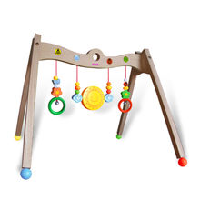 Babies Gym-wood Toy from China (mainland)