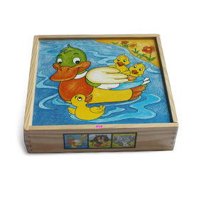 Wooden Puzzle Toy Manufacturer