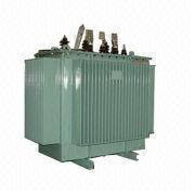 35kV S9 Oil Immersed Transformer from China (mainland)