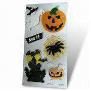 3-D Handmade Halloween Stickers from China (mainland)