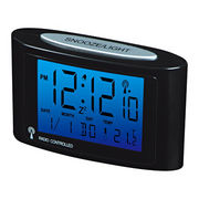 Radio-controlled Desk Clock from China (mainland)