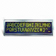Dot Matrix LCD Module from Taiwan