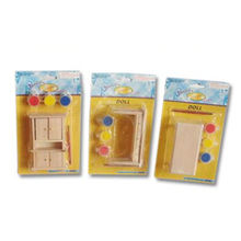 DIY Mini Furniture Model Toy from China (mainland)