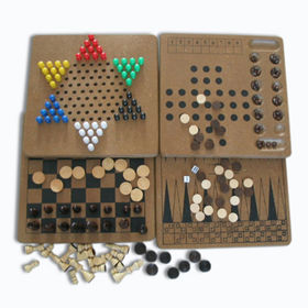 Checker Set Manufacturer