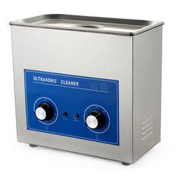 China Ultrasonic Cleaner with 6.5L Tank Capacity and 180W Ultrasonic Power