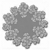 China Silicone Snowflake Coaster, Safe to Use in Ovens