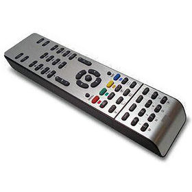 Taiwan Silver Remote Control with Big Circular Keys