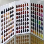 China Hair Color Chart