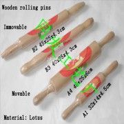 China Clean Wooden Rolling Pin Suppliers Clean Wooden Rolling Pin