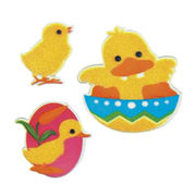 Ducky Bubble Stickers from Hong Kong SAR