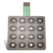 Membrane Switch Keypad Manufacturer