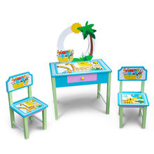 Baby Desk and 2 Chairs Manufacturer
