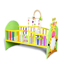 Colorful Baby Crib Manufacturer