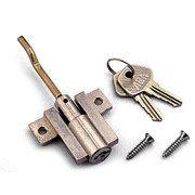 Flat Key Wafer Lock from Taiwan