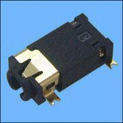 SMD 2.5mm Stereo Jack from Hong Kong SAR