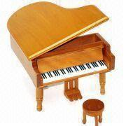 Wooden Piano from China (mainland)