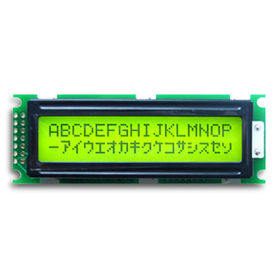 China Alphanumeric LCD Module