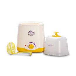 Baby Bottle Warmer and Sterilizer, Simultaneous Heating or Sterilizing of 2 Bottles
