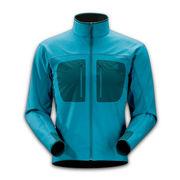 Reflective Logo Men's Ski Jacket from China (mainland)