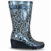 Women's Rubber Rain Boot Manufacturer