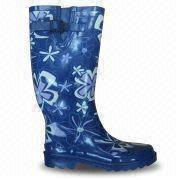 Women's Rubber Rain Boots Manufacturer