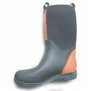 Men's Rubber Rain Boots Manufacturer