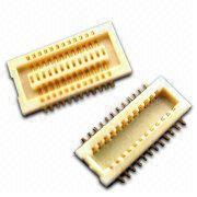 0.4mm Board to Board PCB Connector with 0.3A Current Rating from Morethanall Co. Ltd