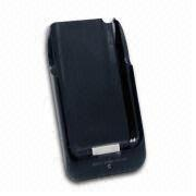 China Solar Backup Battery for iPhone 3G/2G with 2,000mAh Capacity, CE/RoHS Mark