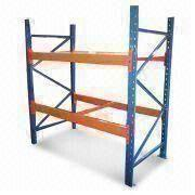 Warehouse Shelving with 4,000mm Height and 2 Tons/Layer Loading Capacity