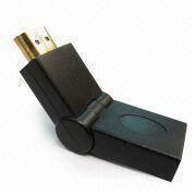 Hong Kong SAR HDMI® F/M Adapter, Available in Black Color