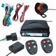 Car Alarm System from China (mainland)