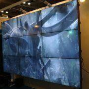 Video Wall from Hong Kong SAR