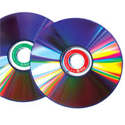 Non-printed/Printed Blank DVD-R from China (mainland)