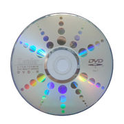 Blank DVD-R/+R discs from China (mainland)