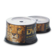 8x Blank DVD-R/DVD+R from China (mainland)