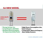 Wholesale G4 SMD3014 DC12V silicon led bulb, G4 SMD3014 DC12V silicon led bulb Wholesalers