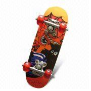 Skateboard from China (mainland)