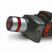 Hong Kong SAR LED Zoom Headlamp