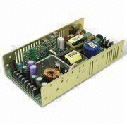 185W Multiple Output Switching Power Supply with Overload Protection and Adjustable Main Output