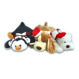 Plush Toys from China (mainland)
