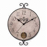 Frameless Wall Clock from China (mainland)