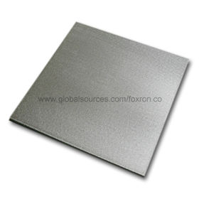 CNC Machining Precision Aluminum Plate from China (mainland)