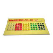 Silicone Rubber Keypad Keys from Taiwan