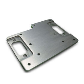 Aluminum Extrusion, RoHS Compliant, Customized Fabrication Services Welcomed