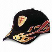 China 100% Cotton Promotional Cap, ODM/ OEM Orders are Welcome, Various Colors are Available